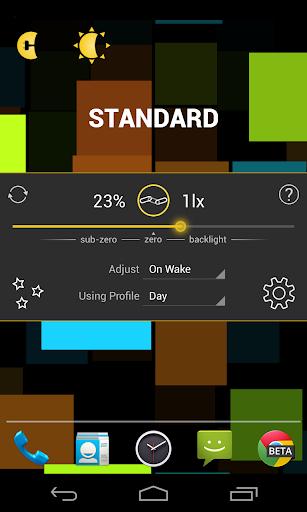 Lux Plug-in: Nexus 5 beta