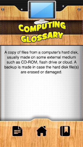 【免費教育App】Computing Glossary-APP點子