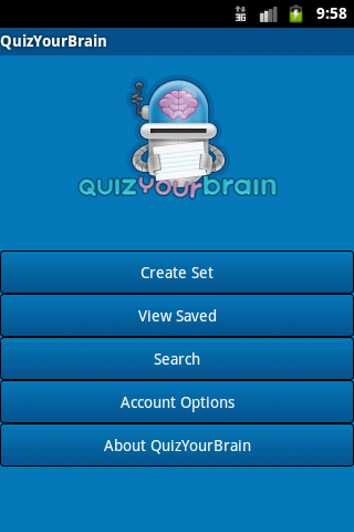 QuizYourBrain - screenshot