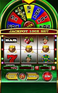 Irish Money Wheel Slots