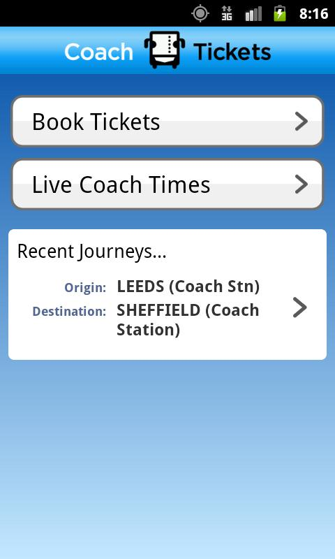 National Express Coach Tickets Google Play Store Revenue