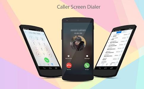Caller Screen Dialer v2.0