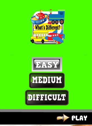 Vehicle Toddler Games
