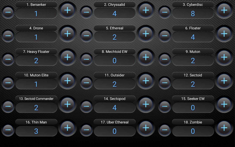 Advanced Tally Counter - screenshot