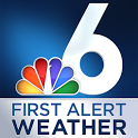 NBC 6 South Florida Weather icon