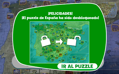 Appuzzle España- screenshot thumbnail