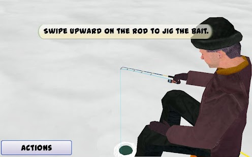 Ice Fishing Derby Premium - screenshot thumbnail