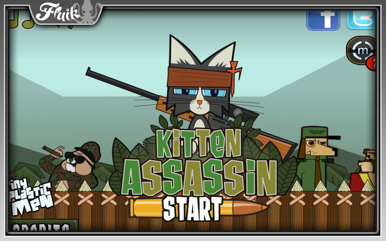 Kitten Assassin- screenshot