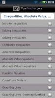 Screenshot of SAT Math Test Prep Course