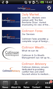 CollinsonFX - screenshot thumbnail