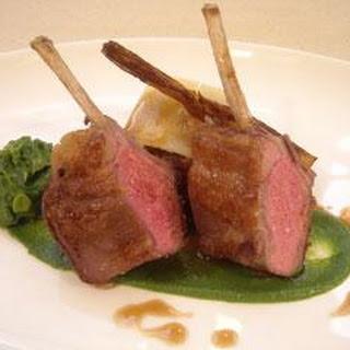 Roast And Confit Lamb