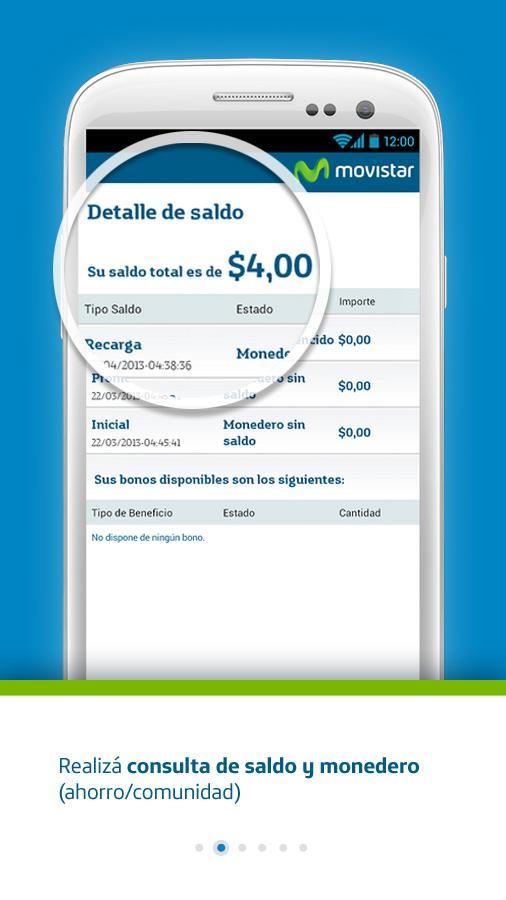 Mi Cuenta - screenshot