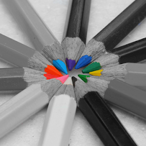 Colors!! by Arnab Choudhury - Artistic Objects Education Objects