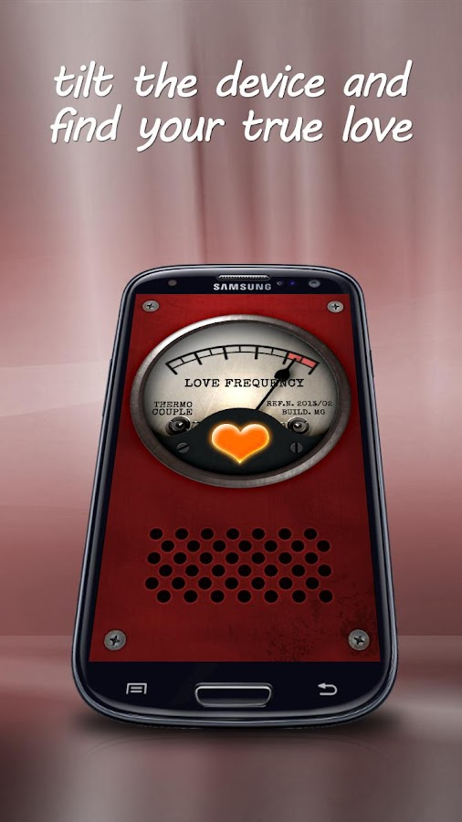 Love Detector - screenshot