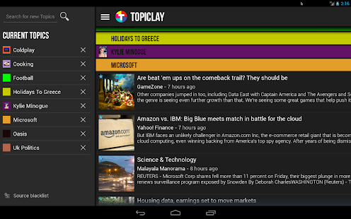 Topiclay - screenshot thumbnail