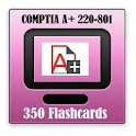 CompTIA A+ 220-801 Flashcards icon