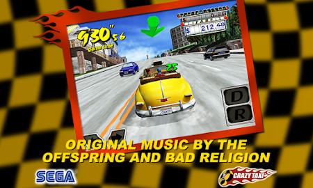 Crazy Taxi Classic™ Screenshot 1
