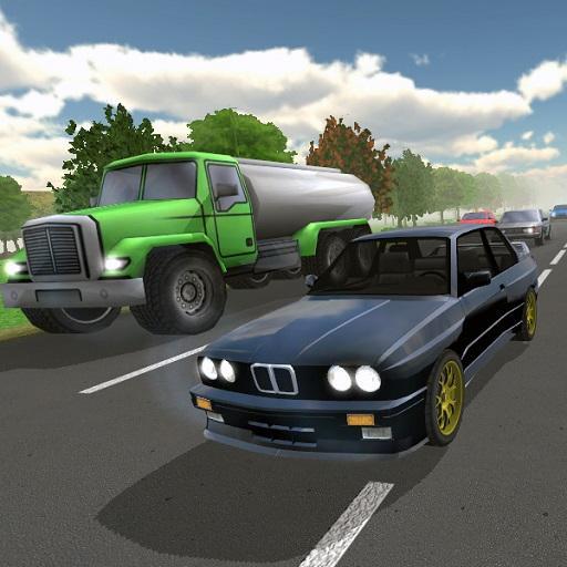 Highway Traffic Racer 3D LOGO-APP點子