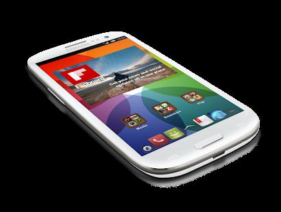 3D iOS7 Parallax LWP - screenshot thumbnail