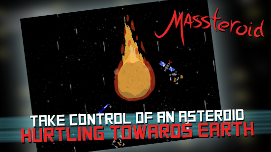 Massteroid - screenshot thumbnail