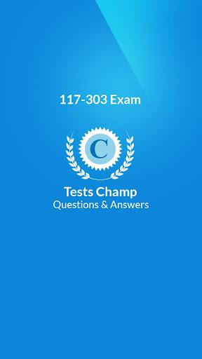 117-303 Exam Quick Assessment