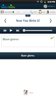 Learn Italian with Hello-Hello - screenshot thumbnail