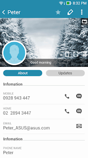 Free ASUS Contacts APK for Windows 8