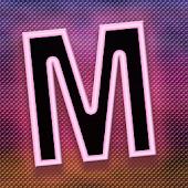 Swaying Pink M-Monogram