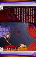 Screenshot of Blancanieves y los 7 enanitos