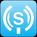 SkypeAccess アクセスポイントマップ logo
