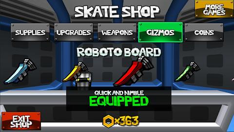 Roboto Screenshot 6