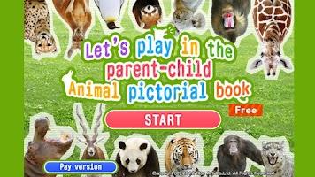 Screenshot of Animal pictorial book  free
