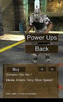 Screenshot of Templar Run