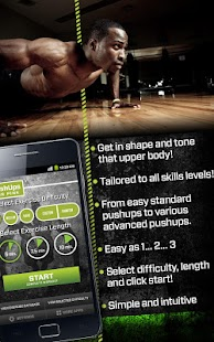 Push Up - workout routine - Android Apps on Google Play