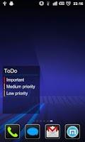 Screenshot of To-Do List