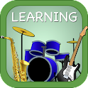 Learn Instruments for Kids icon