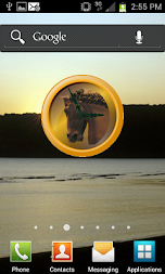 Horse Head Clock APK screenshot thumbnail 3