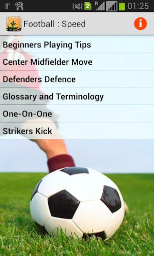 Football - Speed Agility