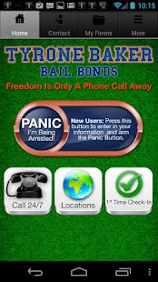 Gainesville Bail- screenshot thumbnail