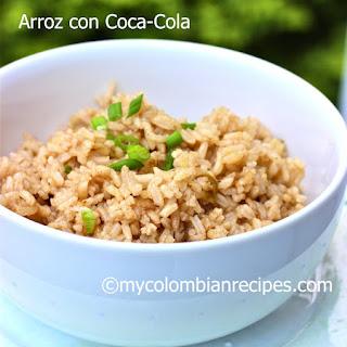 Arroz con Coca-Cola (Rice with Coca-Cola)