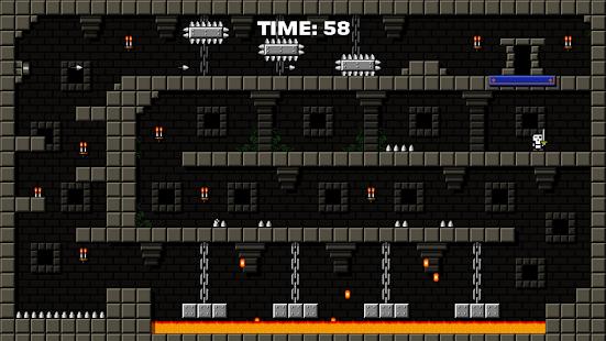 Castle Of Pixel Skulls: miniatura de captura de pantalla