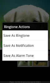 Animal Sounds & Ringtones Screenshot 5