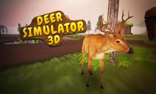 Deer Simulator 3D Wildlife