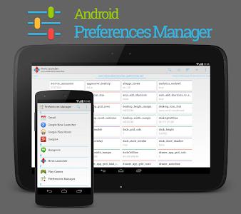 Preferences Manager v1.8.0