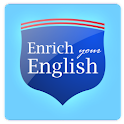 Enrich your English logo