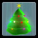 3D Christmas Xmas Tree Free icon