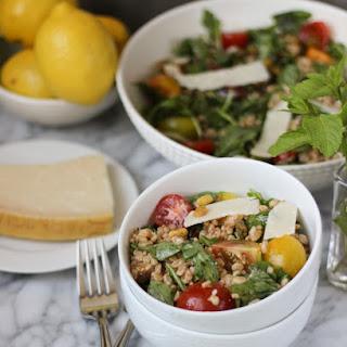 Farro Salad.