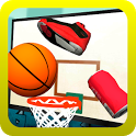 Finger Flick Basketball icon