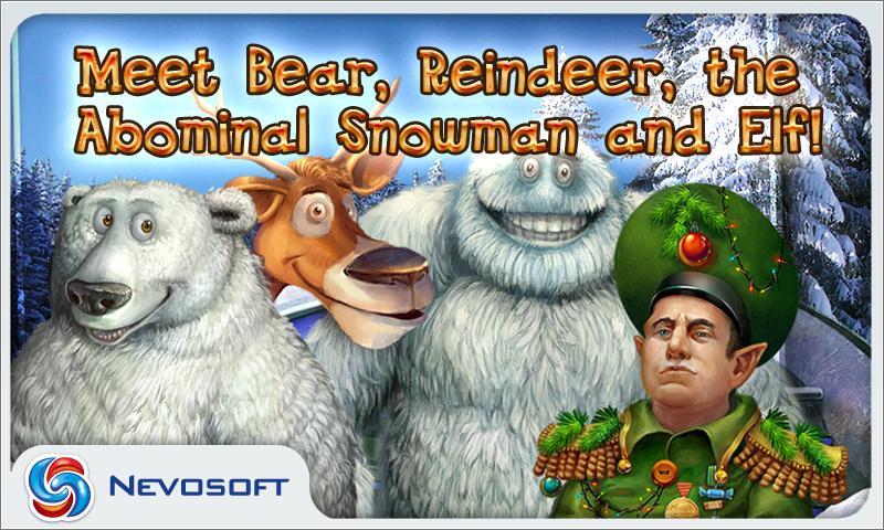 Christmasville: missing Santa screenshot #4