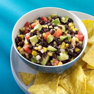 Corny Mexican Salad.